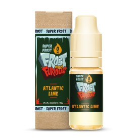 Atlantic Lime Super Frost - 10 Ml - Frc - Frost & Furious